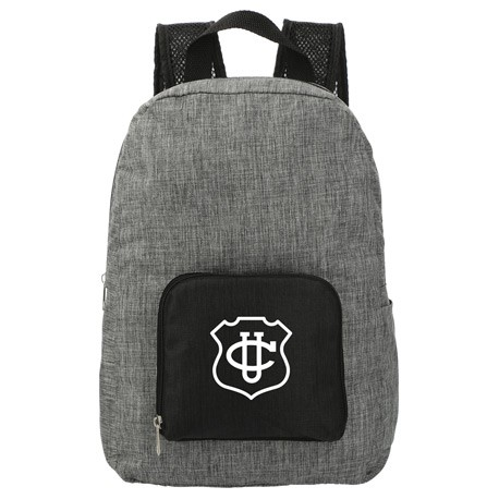 Graphite Foldable Backpack
