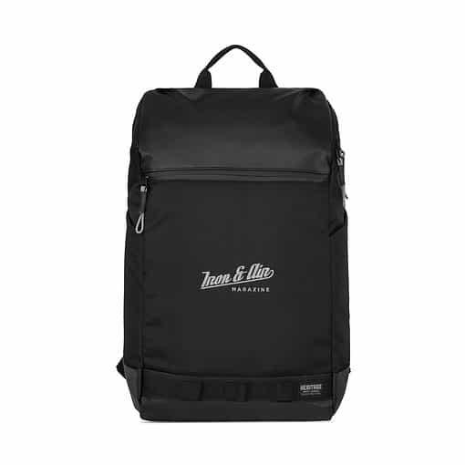 Heritage Supply Highline Computer Backpack - Black