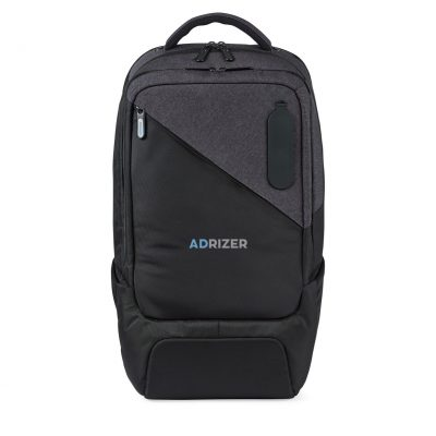 Life in Motion® Linked Charging Computer Backpack Grey