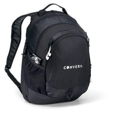 Life in Motion® Primary Computer Backpack - Black