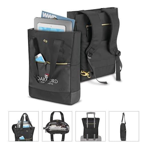 Solo Parker Hybrid Backpack Tote