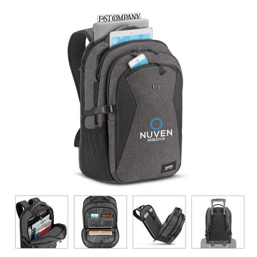 Solo Unbound Backpack-TSA Friendly