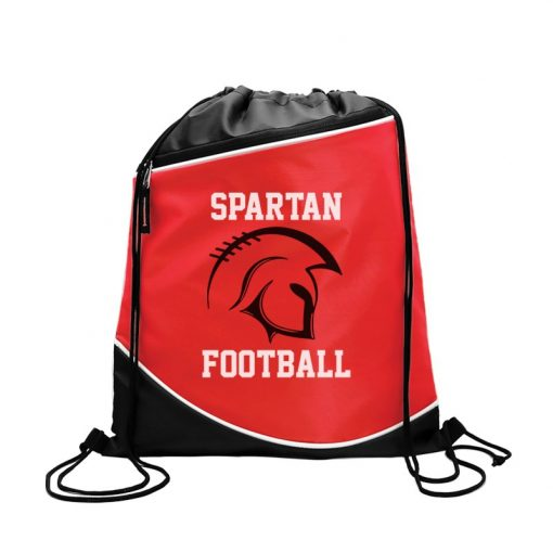 The Campus Drawstring Backpack