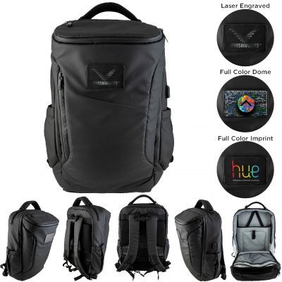 Nomad Tech and Travel Backpack