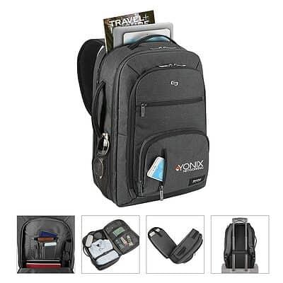 Solo Grand Travel TSA Backpack