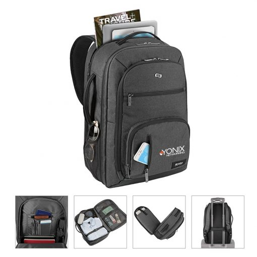 Solo Grand Travel TSA Backpack