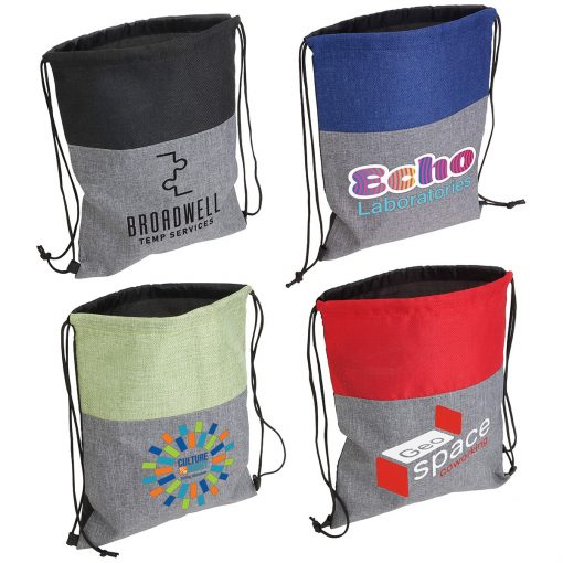 Quill Drawstring Backpack