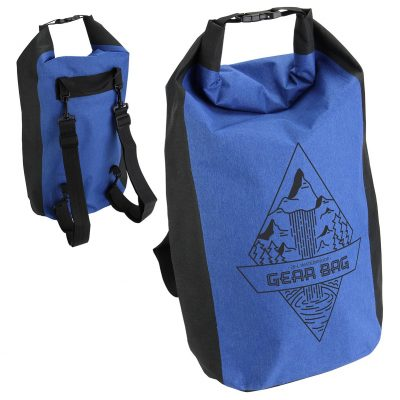25-Liter Polyester Waterproof Backpack