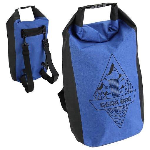 25-Liter Polyester Waterproof Backpack
