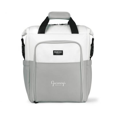 Igloo® Seadrift™ Switch Backpack Cooler - White-Grey
