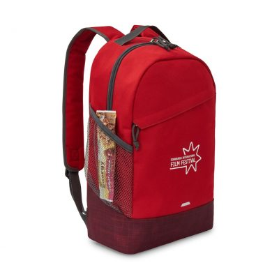 Taurus Backpack - Red