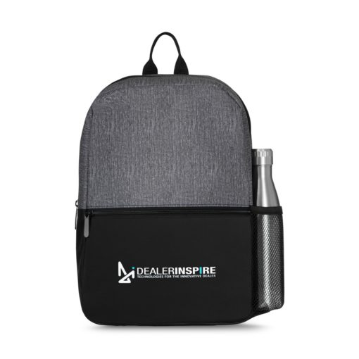 Astoria Backpack - Granite Heather Grey