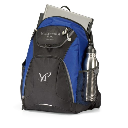 Quest Computer Backpack - Royal Blue