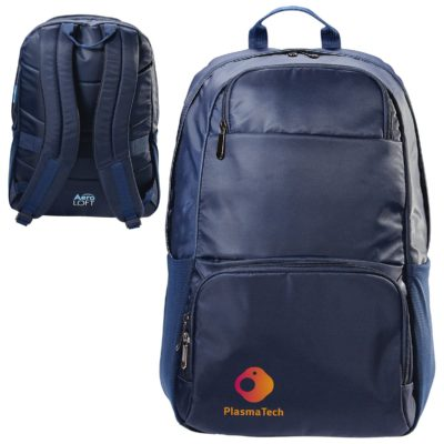 AeroLOFT™ Business First Backpack with BONUS 4-Pocket Zip Organizer