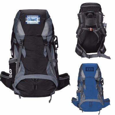 43L Koozie® Adventure Hiking Backpack