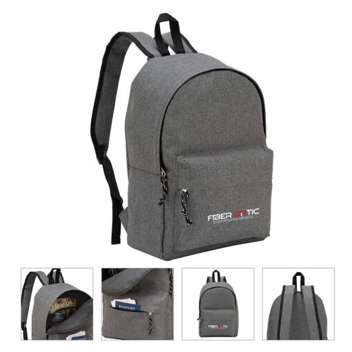 Baytown Two-Tone Basic Backpack