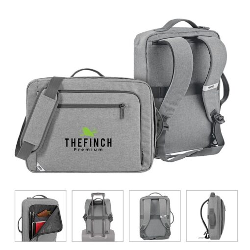 Solo Re:utilize Hybrid Backpack