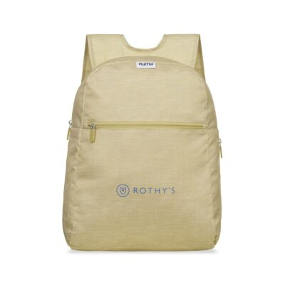 RuMe® Recycled Backpack - Burlap