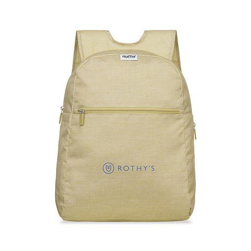 RuMe® Recycled Backpack - Burlap