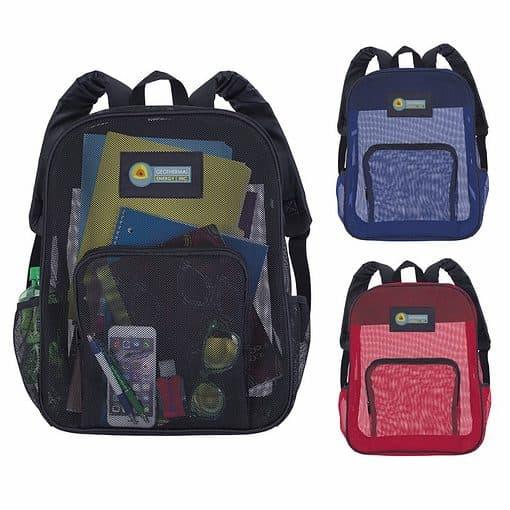 Good Value® Mesh Backpack