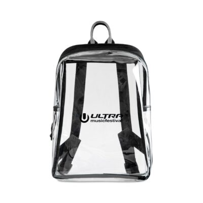 Sigma Clear Mini Backpack - Clear