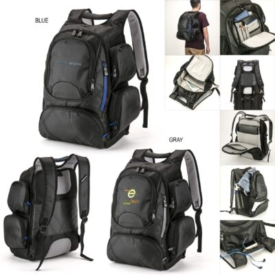 Basecamp City Hopper Backpack