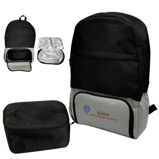 Lunch Cubby Backpack
