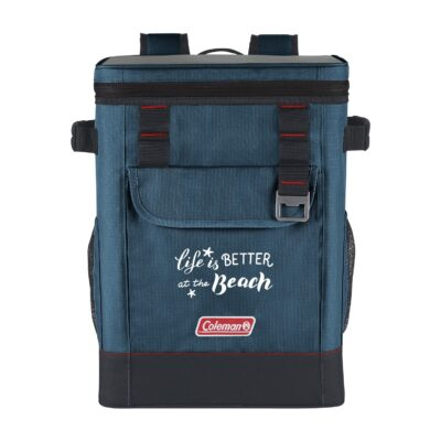Coleman® 28 Can 42-Hour Soft Backpack Cooler